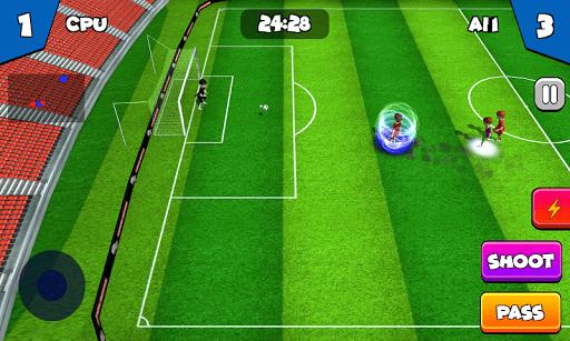 Soccer Heroes Ultimate Football Games 2018 2.4 screenshots 2