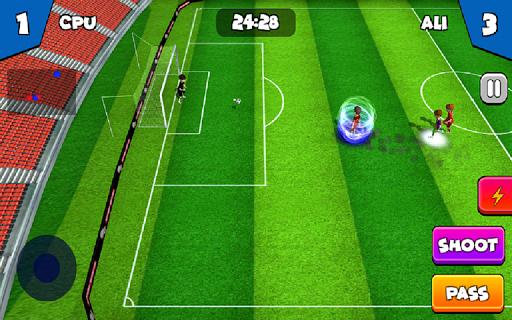 Soccer Heroes Ultimate Football Games 2018 2.4 screenshots 6
