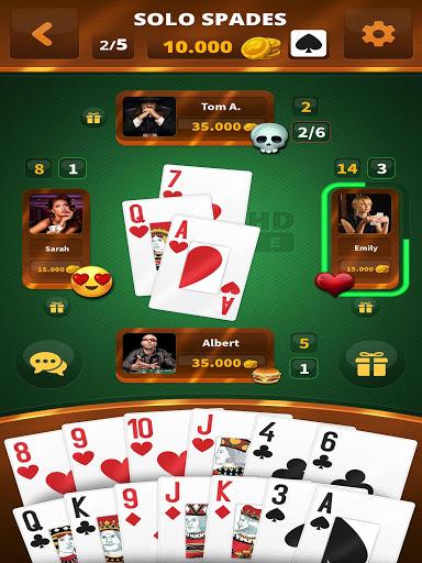 Spades -Batak HD Online 40 screenshots 5