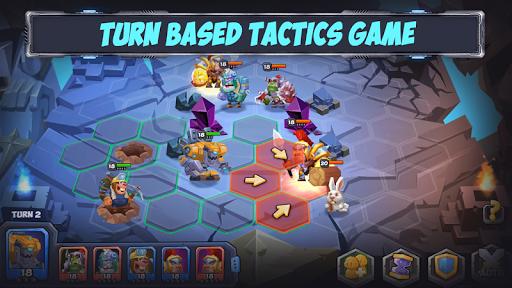 Tactical Monsters Rumble Arena -Tactics amp Strategy 1.18.1 screenshots 17