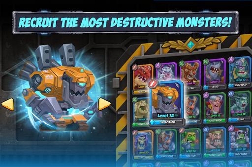 Tactical Monsters Rumble Arena -Tactics amp Strategy 1.18.1 screenshots 2