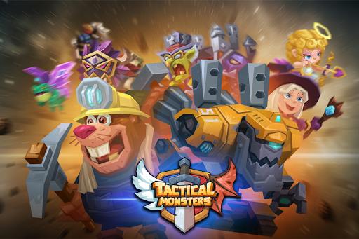 Tactical Monsters Rumble Arena -Tactics amp Strategy 1.18.1 screenshots 7