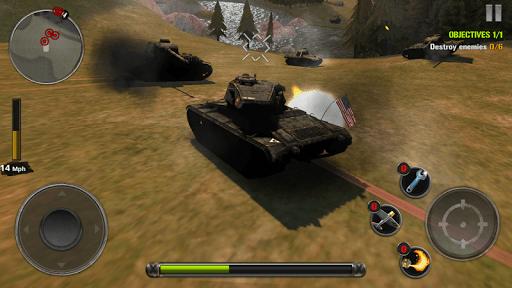 Tanks of Battle World War 2 1.32 screenshots 11