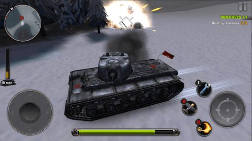 Tanks of Battle World War 2 1.32 screenshots 2