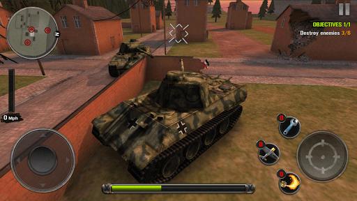 Tanks of Battle World War 2 1.32 screenshots 4