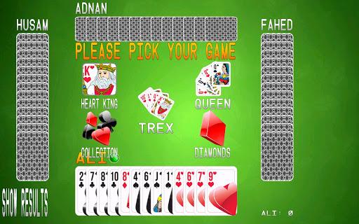 Tarneeb amp Trix 20.0.7.16 screenshots 2