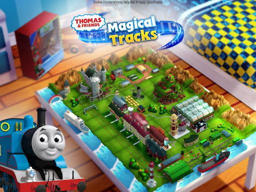 Thomas amp Friends Magical Tracks 1.9 screenshots 11