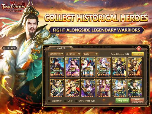 Three Kingdoms Overlord 2.8.57 screenshots 8