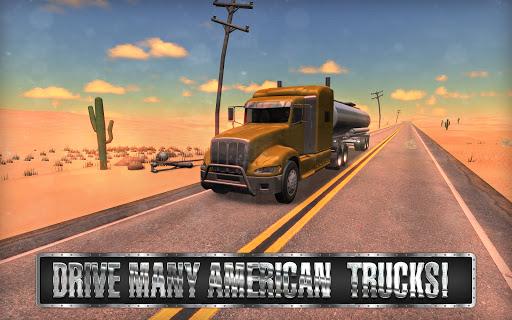 Truck Simulator USA 2.2.0 screenshots 13