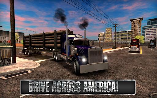 Truck Simulator USA 2.2.0 screenshots 17