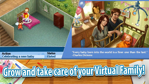 Virtual Families 2 1.7.6 screenshots 13