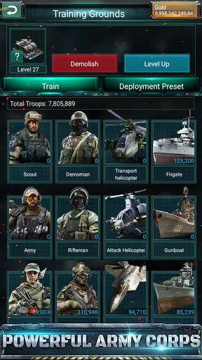 War Games – Commander 1.3.238 screenshots 5