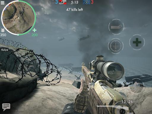World War Heroes WW2 FPS 1.17.1 screenshots 17