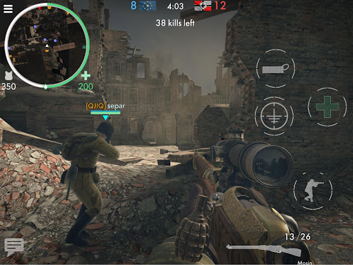 World War Heroes WW2 FPS 1.17.1 screenshots 19
