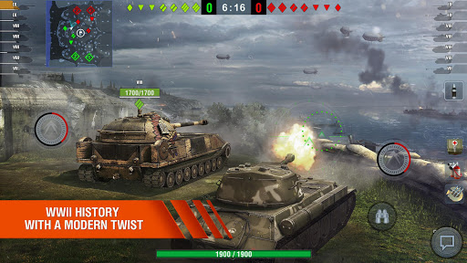 World of Tanks Blitz MMO 7.2.0.575 screenshots 10