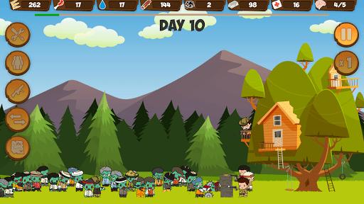 Zombie Forest HD Survival 1.30 screenshots 10