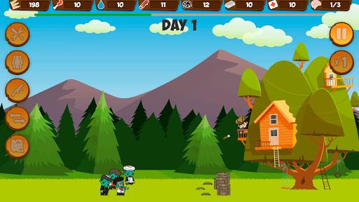 Zombie Forest HD Survival 1.30 screenshots 2