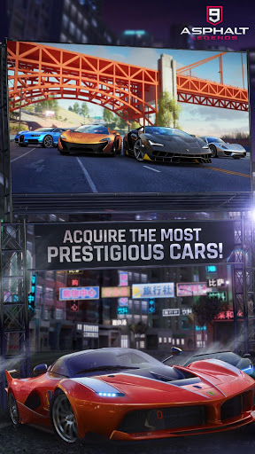 Asphalt 9 Legends – Epic Car Action Racing Game 2.4.7a screenshots 2