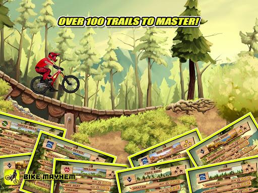 Bike Mayhem Mountain Racing screenshots 10