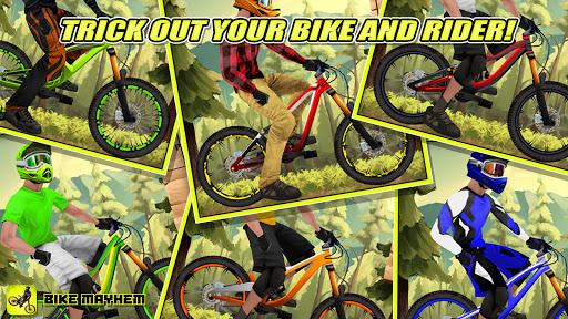 Bike Mayhem Mountain Racing screenshots 3