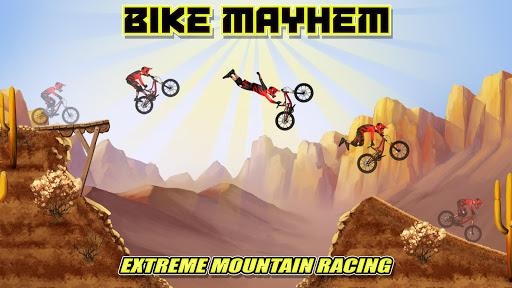 Bike Mayhem Mountain Racing screenshots 5