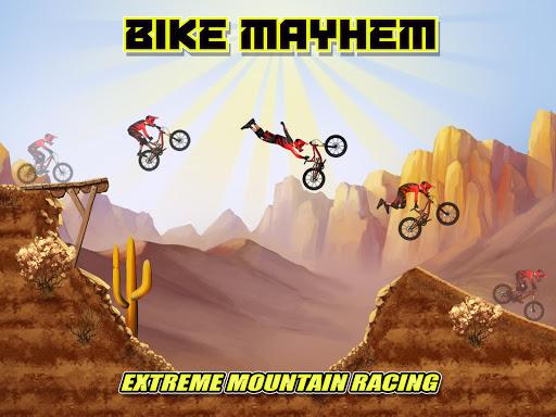 Bike Mayhem Mountain Racing screenshots 6