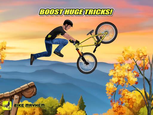 Bike Mayhem Mountain Racing screenshots 8