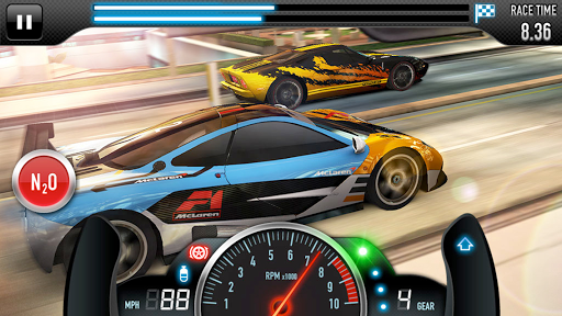CSR Racing screenshots 4