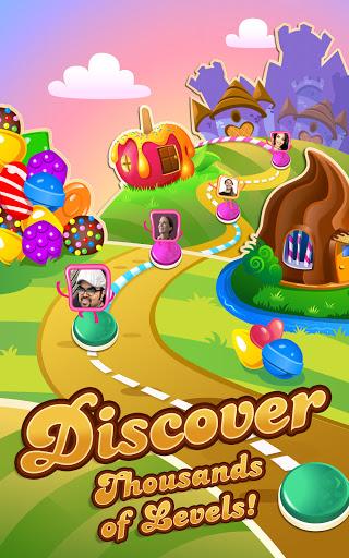 Candy Crush Saga screenshots 10