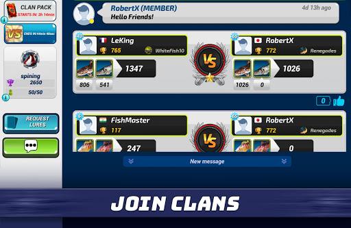 Fishing Clash Fish Catching Games 1.0.123 screenshots 6