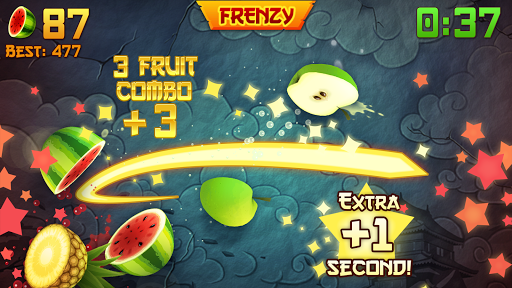 Fruit Ninja 2.8.9 screenshots 1