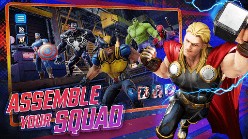 MARVEL Strike Force – Squad RPG 4.4.0 screenshots 1