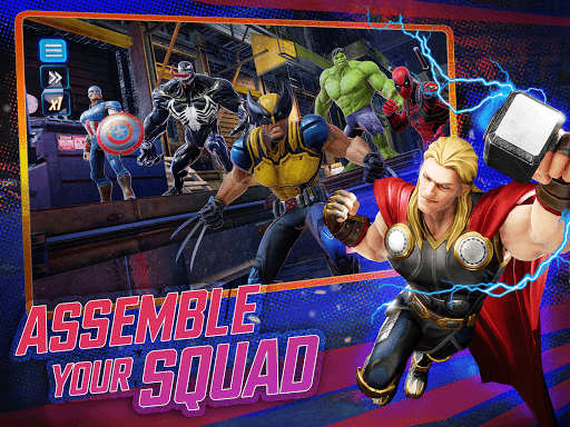 MARVEL Strike Force – Squad RPG 4.4.0 screenshots 13