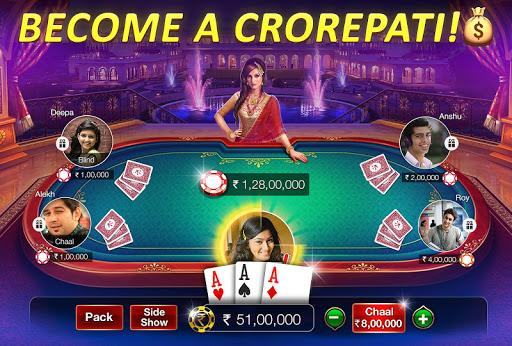 Teen Patti Gold – 3 Patti Rummy Poker amp Cricket 5.61 screenshots 1