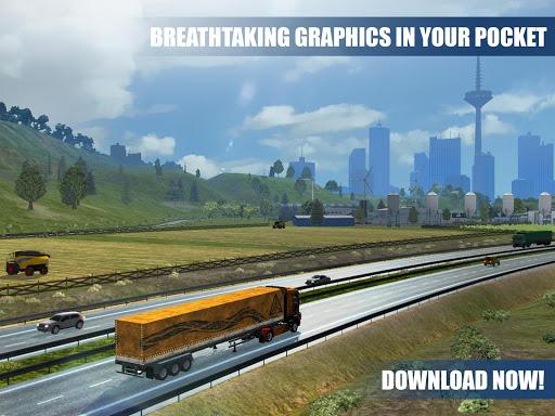 Truck Simulator PRO Europe 1.2 screenshots 10