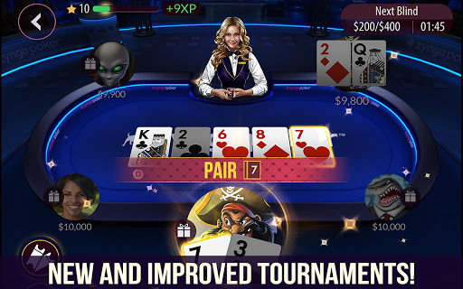 Zynga Poker Free Texas Holdem Online Card Games 21.99 screenshots 1