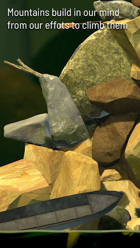 Getting Over It with Bennett Foddy screenshots 4