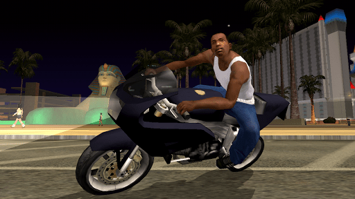 Grand Theft Auto San Andreas screenshots 4