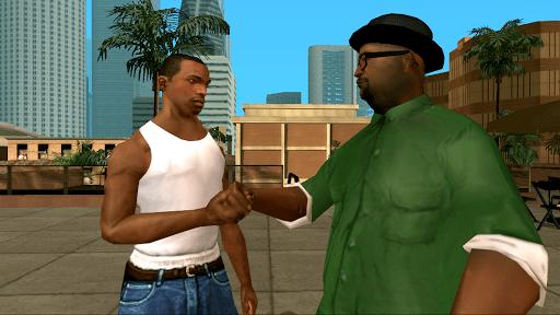 Grand Theft Auto San Andreas screenshots 5