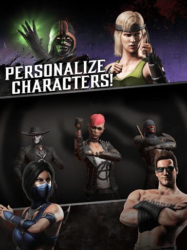 MORTAL KOMBAT The Ultimate Fighting Game 3.0.1 screenshots 10
