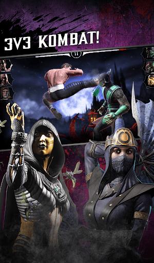 MORTAL KOMBAT The Ultimate Fighting Game 3.0.1 screenshots 2