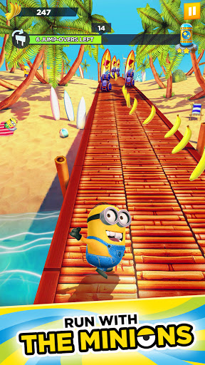 Minion Rush Despicable Me Official Game 7.5.0f screenshots 3