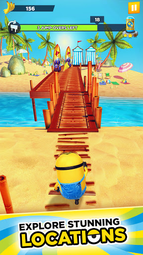 Minion Rush Despicable Me Official Game 7.5.0f screenshots 5