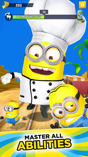 Minion Rush Despicable Me Official Game 7.5.0f screenshots 6
