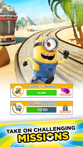 Minion Rush Despicable Me Official Game 7.5.0f screenshots 7