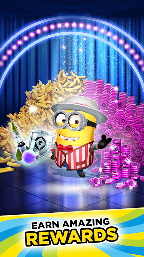 Minion Rush Despicable Me Official Game 7.5.0f screenshots 8