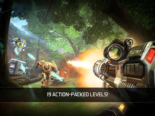 N.O.V.A. Legacy 5.8.3c screenshots 3