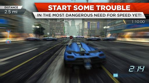 Need for Speed Most Wanted screenshots 2