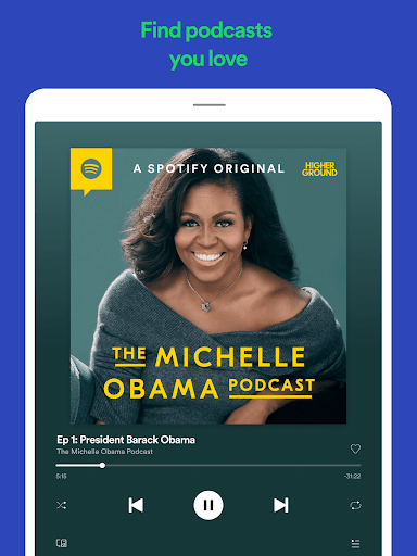 Spotify Listen to new music and play podcasts 8.5.84.875 screenshots 10