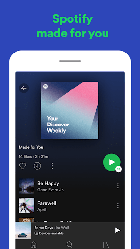 Spotify Listen to new music and play podcasts 8.5.84.875 screenshots 6